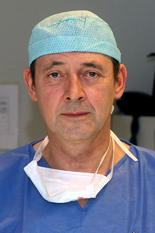 Dr. Peter MYNY,<br /> Plastic and Cosmetic Surgeon